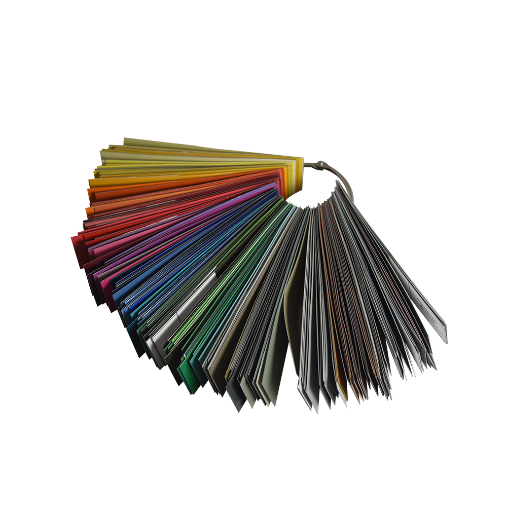 Columbia Coatings Ral Color Swatch Set Ralswatch