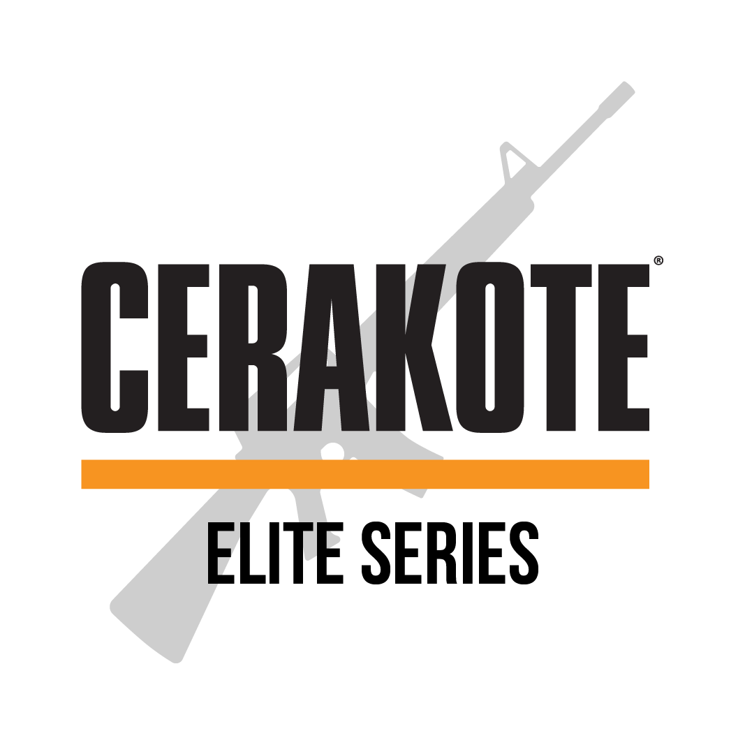 Cerakote Elite Series Firearm Coatings