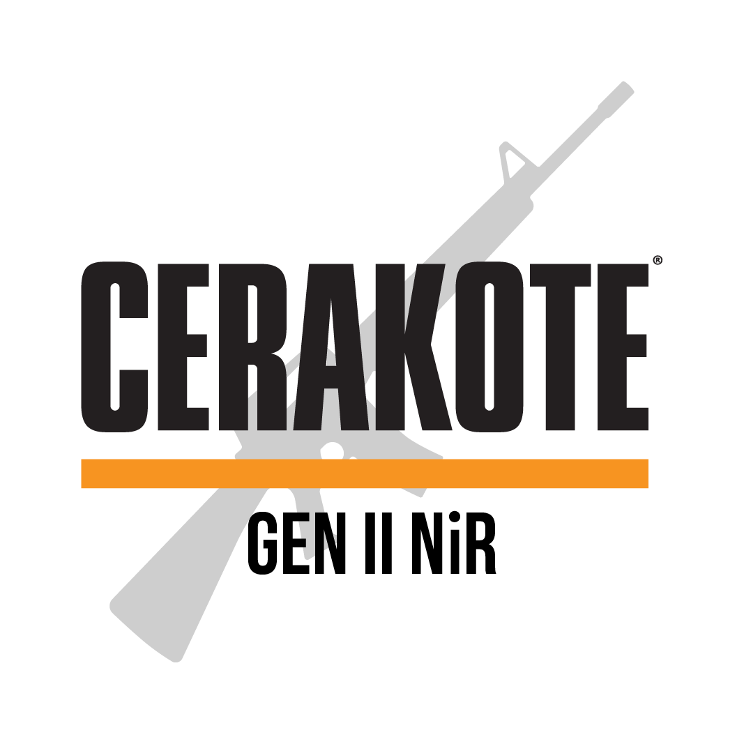 Cerakote Gen II NiR Firearm Coatings