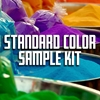 Standard Color Sample Kit Standard Color Sample Kit