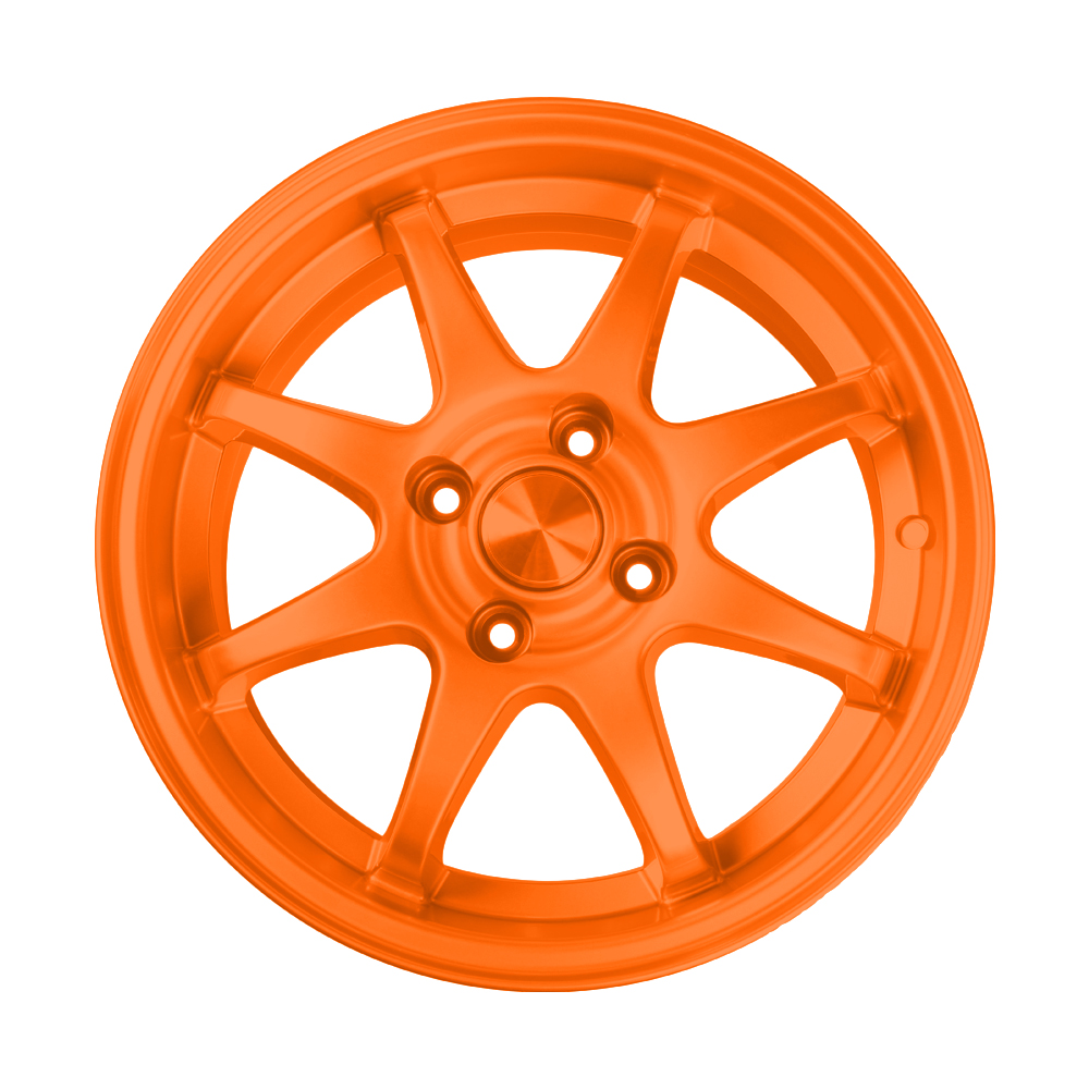 Ral 2004 Pure Orange
