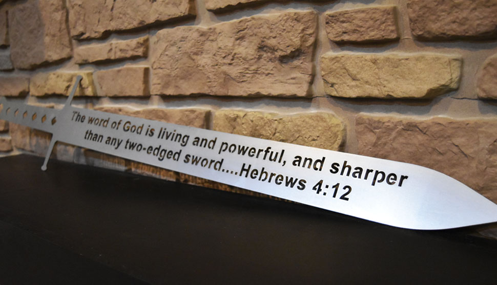 Hebrews 4:12 Sword