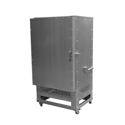 2w x 3.75h x 2l Electric Batch Oven 2, 3, Electric, Batch, Oven, 232, rolling, small, kool, koat, compact