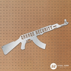 AK-47 Garage Security AK-47 Garage Security, ak47, gun, garage, security