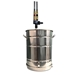Colo-52A Stainless Steel Fluidization Hopper - COLO-52A