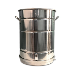 Colo-52A Stainless Steel Fluidization Hopper Colo-52A Stainless Steel Fluidization Hopper