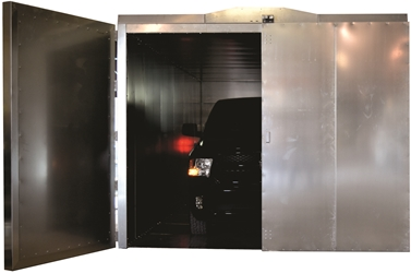 Columbia Coatings Oven 10w x 8h x 8l Columbia Coatings Oven 10x8x8, Kool Koat, powder coating ovens,