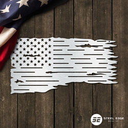 Distressed American Flag Distressed American Flag, distressed, american, flag, metal, art