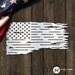 Distressed American Flag - DAFLAG