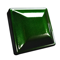 Emerald Envy emerald, envy, sparkle, green, metallic, flake, flakes, illusion, dormant