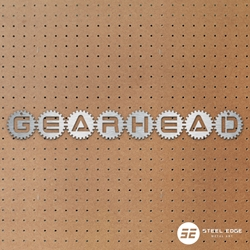 Gear Head Sign Gear Head Sign, gear, head, sign