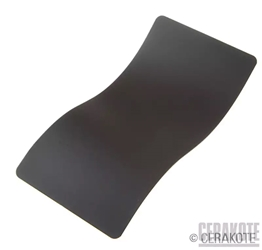 Jet Black (Air Cure) jet black ceramic, jet black, cerakote