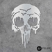 Melting Skull - MELT-SKULL