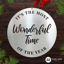 Most Wonderful Time Most Wonderful Time, wonderful, time, year, most, saying, sayings, christmas, holiday