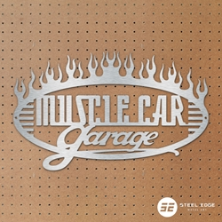 Muscle Car Garage Muscle Car Garage, muscle, car, garage