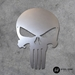 Punisher Skull - PUNISH