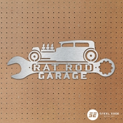 Rat Rod Garage Rat Rod Garage, rat, rod, garage, sign