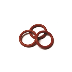 Red O-Ring for White Stem  red o-ring, o-ring, oring, red oring, model 3 red o-ring